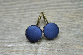 Ohrringe Blau maritim
