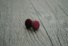 Ohrstecker Fuchsia