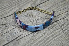 Armband mit Stoffband Aztec 2