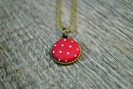Kette Red Drops 2