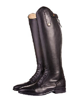 LETHER BOOTS VALENCIA  #104723
