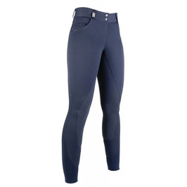 Riding breeches -Easy fit- silicone full seat H-12212