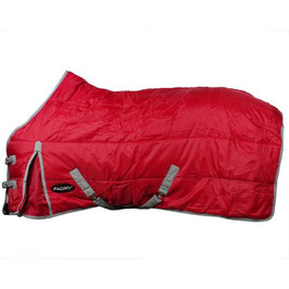 PAGONY DELUXE II STABLE RUG D-40903(Red)