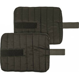 Bandage pad with touch-close straps H-5192