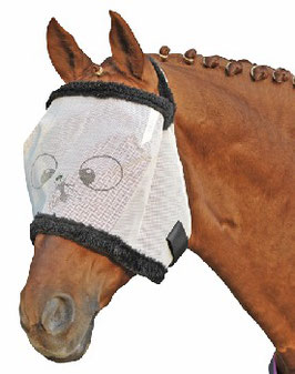 ANTI FLY MASK -FUNNY-  #104074