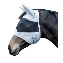 Anti-fly mask -New Mexico-, with ears H-10824(grey)