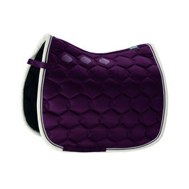 ESKADRON GLOSSY WAVE CONTRAST SADDLE PAD D- 10001