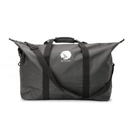 E-INATAKE WEEKEND BAG 935810002(black, Size : 50 x 23 x 34 cm)