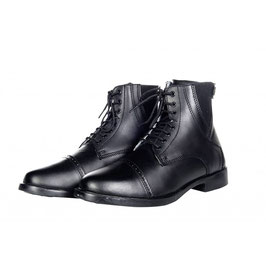 Jodhpur boots -London- with elastic vent + zip H-5038