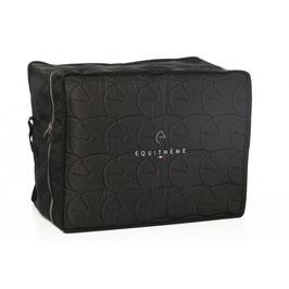 "E-EQUITHÈME ""LOGO"" RUG BAG 935110200(black, Size : L 66 x W 53 x H 40 cm)"