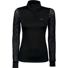 HARRY'S HORSE CRYSTAL LACE COMPETITION TEE D- 70315