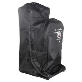 Boots bag with pocket for helmet  H-10387