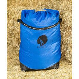 E-INATAKE TRANSPORT HAY BAG 935840006(blue, Size : 117 x 60 x 45 cm)