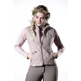 Quilted vest -Melody- H- 10596