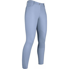 Riding breeches -Sunshine- silicone knee patch H-12709