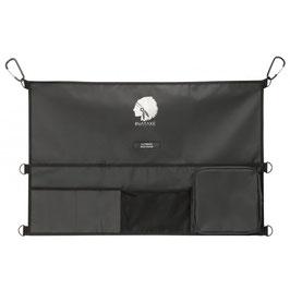 E-INATAKE STALL DOOR 935860002(black, Size : 95 x 62 cm)