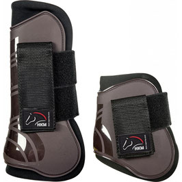 Protection and fetlock boots -Genua- set of 4 H-9199