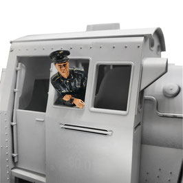 Lokführer Dampflok