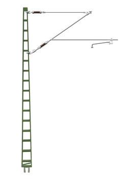 Streckenmast basic