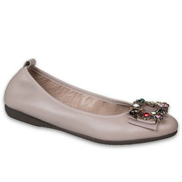 218-048 / NAPPA TAUPE / Accessorio Multicolore