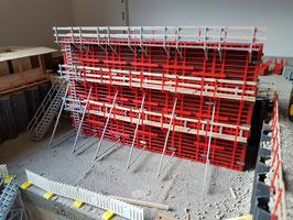 Gurtträger für Rahmenschalung, Beam for Concrete Forms  1:50!