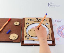 Spirali - Kinderleichtes Malen von Spiralen und Mandalas