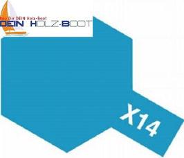 X-14 hell blau (glanz)