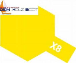X-8 gelb (glanz)