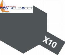 X-10 metal (glanz)