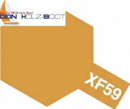 XF-59 wüstensand gelb (matt)