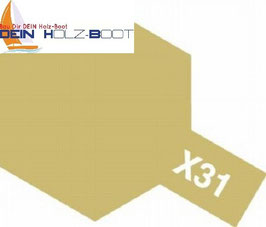 X-31 Spezial-GOLD (glanz)