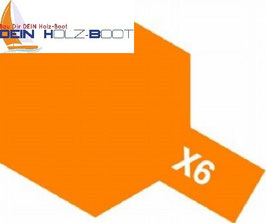 X-6 orange (glanz)