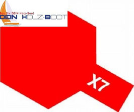 X-7 rot (glanz)