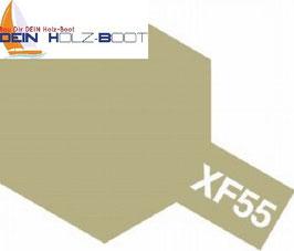 XF-55 Holzdeck Eiche grau (matt)
