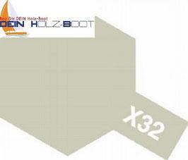X-32 Spezial-SILBER (glanz)