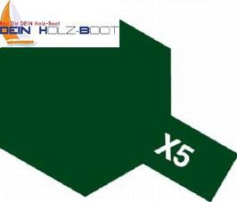 X-5 grün (glanz)