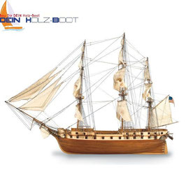 USS Constellation 1798