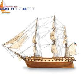 USS Constellation 1798