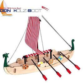 Drakkar Vikinger-Boot