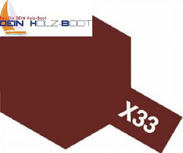 X-33 Spezial-BRONZE (glanz)
