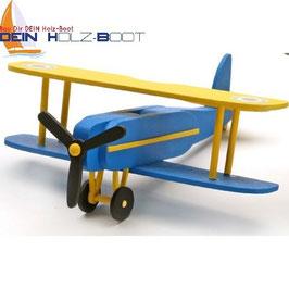 Doppeldecker Flugzeug (EASY-KIT)