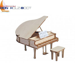 Piano mit Hocker & Partitur