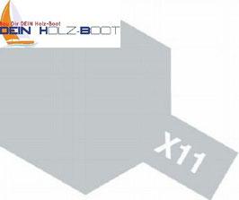 X-11 silber (glanz)