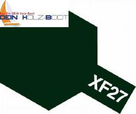 XF-27 schwarzgrün (matt)