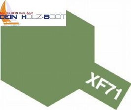 XF-71 Cockpit grün (matt)