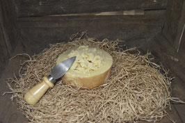 Parmezaanse kaas met mesje