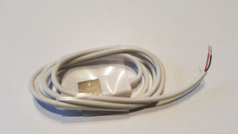 USB Cable - Open Ended