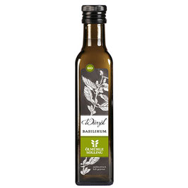 Basilikum Rapswürzöl 250 ml