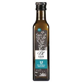 Leinöl nativ 250 ml