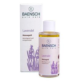 Lavendel Körperöl 100 ml beruhigend und entspannend